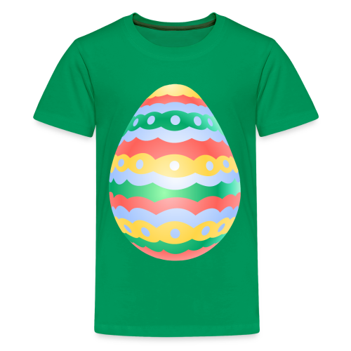 Easter Egg T-shirt Kid's Easter Shirts  - Kids' Premium T-Shirt