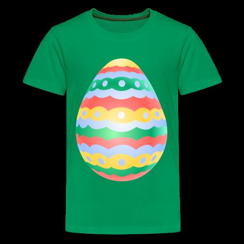Easter Egg T-shirt Kid's Easter Shirts  - Kids' Premium T-Shirt