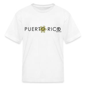Sol Taino de Puerto Rico - Kids' T-Shirt