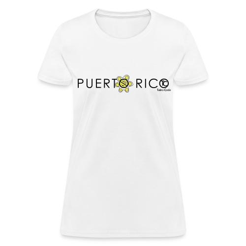 Sol Taino de Puerto Rico - Women's T-Shirt