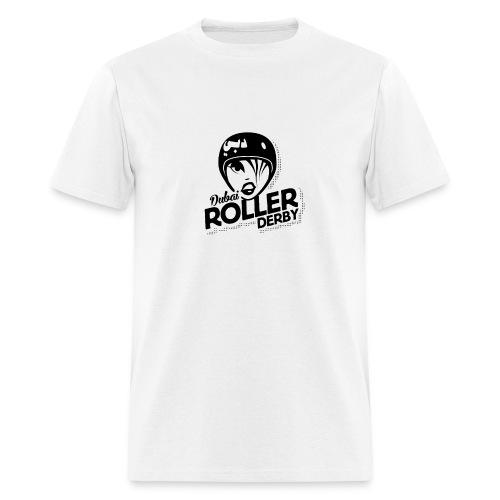 DRD Mens Standard White Tee - Men's T-Shirt
