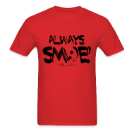 T-Shirts ~ Men's T-Shirt ~ Always Sm:)e