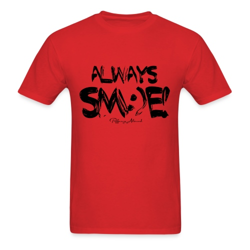 Always Sm:)e - Men's T-Shirt