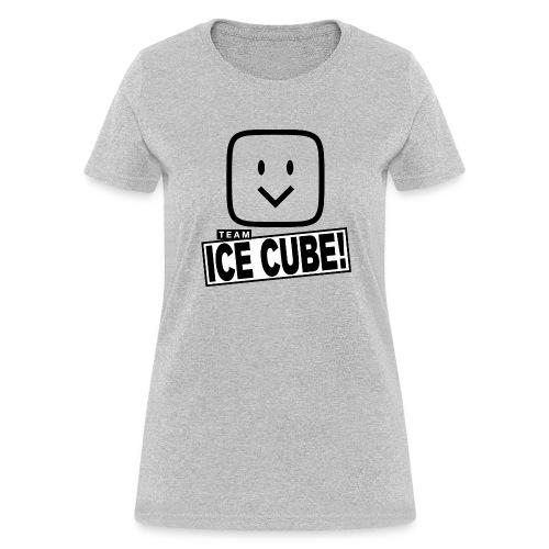 Team IC! hanger shirt - Women's T-Shirt