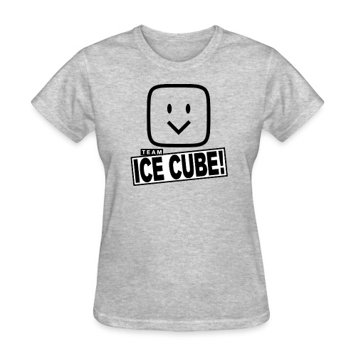Team IC! hanger shirt - Women's T-Shirt