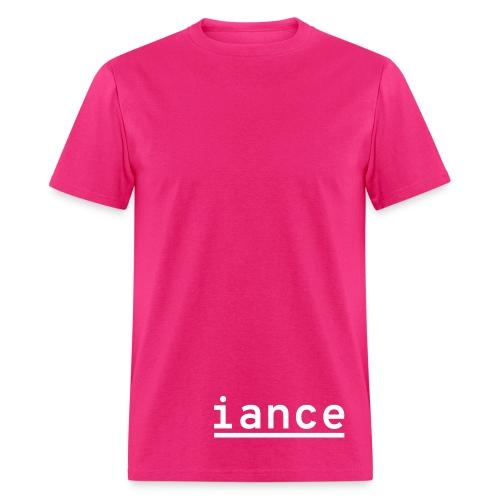 iance hanger shirt - Men's T-Shirt