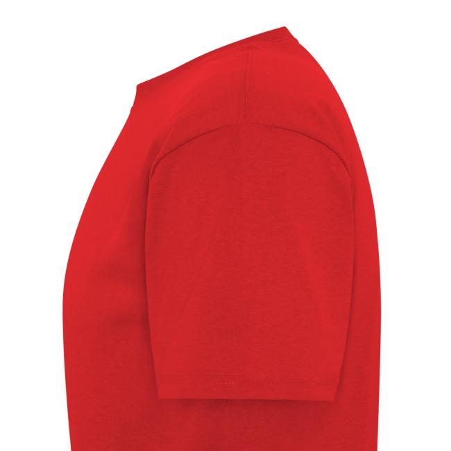 I LOVE SANTA CLAUS - Men's T-Shirt