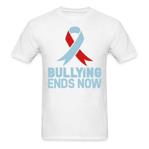Bullying Ends Now - Men's T-Shirt