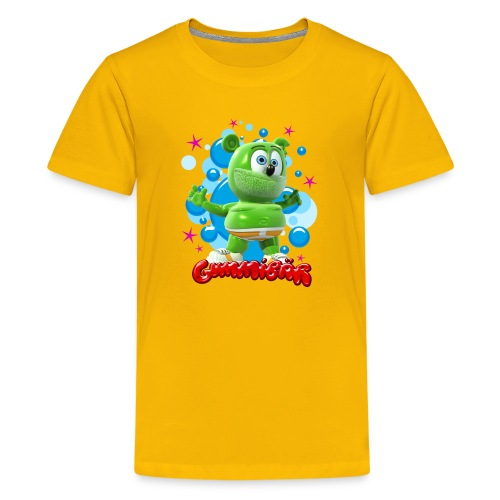 Gummibar Bubbles - Kids' Premium T-Shirt