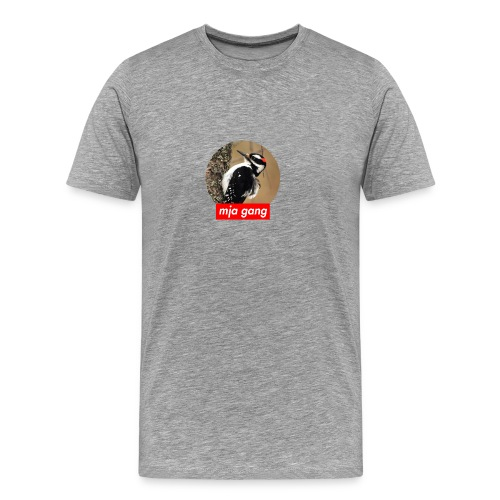 light grey sojom mja gang shirt - Men's Premium T-Shirt