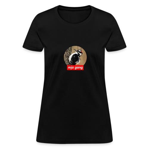 black sojom mja gang girl shirt - Women's T-Shirt