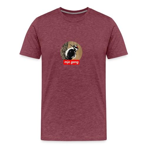red sojom mja gang shirt - Men's Premium T-Shirt