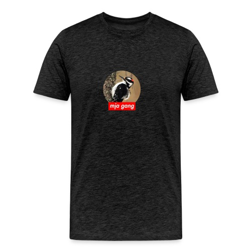 grey sojom mja gang shirt - Men's Premium T-Shirt