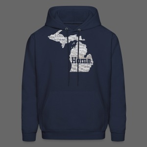 Michigan Home - Men's Hoodie