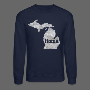 Michigan Home - Crewneck Sweatshirt