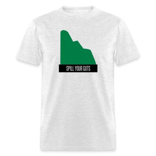 Spill Your Guts - Men's T-Shirt