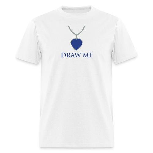 Draw Me - Men's T-Shirt