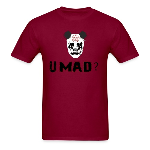 Way2Real LuchaKliq U MAD? - Men's T-Shirt