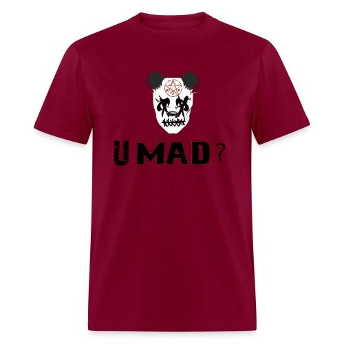 Way2Real LuchaKliq U MAD? - Men's T-Shirt