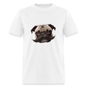 Hugo Mustachio for him - Men's T-Shirt
