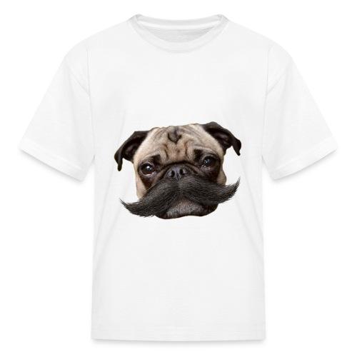 Hugo Mustachio for the kiddo - Kids' T-Shirt