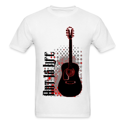 Art Is Life - Men's T-Shirt