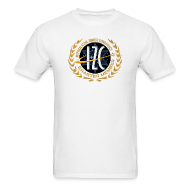 T-Shirts ~ Men's T-Shirt ~ Intergalactic Zionist Conspiracy Charter Member