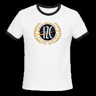 T-Shirts ~ Men's Ringer T-Shirt ~ Intergalactic Zionist Conspiracy Charter Member