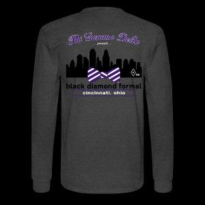Cincinnati Formal - LS - Men's Long Sleeve T-Shirt