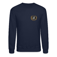 Long Sleeve Shirts ~ Crewneck Sweatshirt ~ Intergalactic Zionist Conspiracy Charter Member