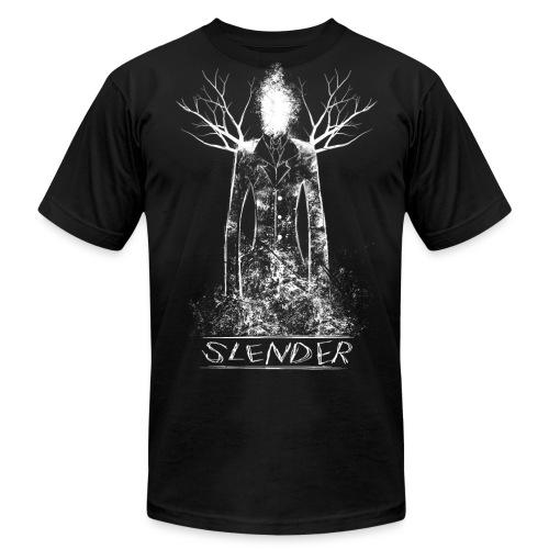 Slender - Men's Fine Jersey T-Shirt