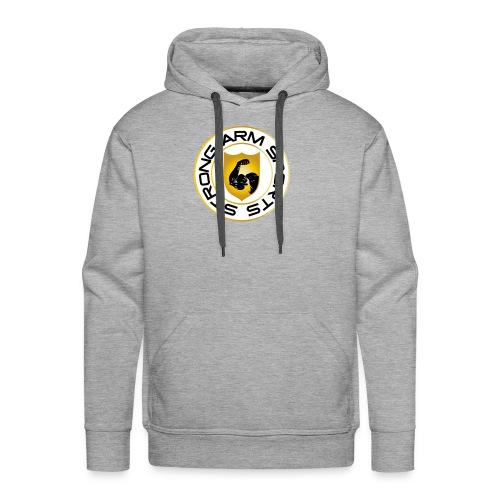 SAS Premium Heavyweight Hoody - Men's Premium Hoodie