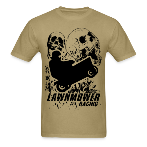 Lawnmower Race Skulls