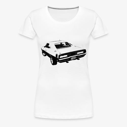 E-Chron Classic - Women's Premium T-Shirt