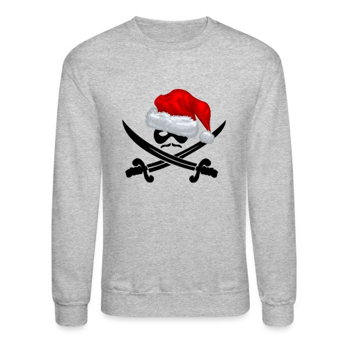 Dread Pirate Santa - Crewneck Sweatshirt