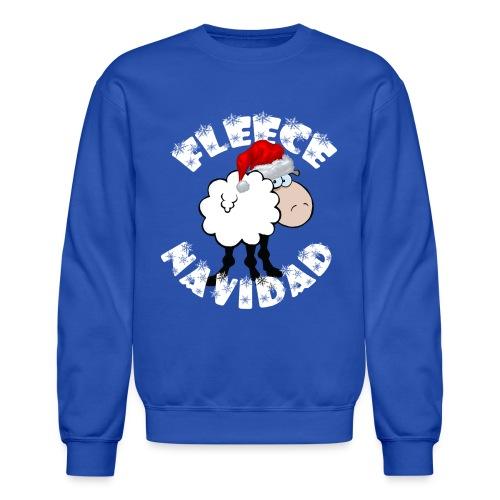 Fleece Navidad - Crewneck Sweatshirt
