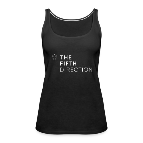 T5D Black Tank - Women's Premium Tank Top