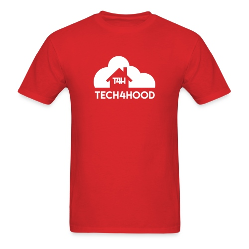 Tech4Hood Techy Rank T-Shirt Men - Men's T-Shirt