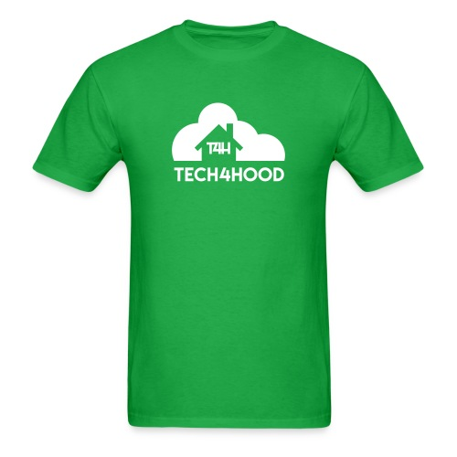 Tech4Hood Rookie Rank T-Shirt Men - Men's T-Shirt