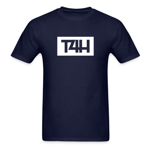 Tech4Hood Guru Rank T-Shirt Men Initials Only - Men's T-Shirt