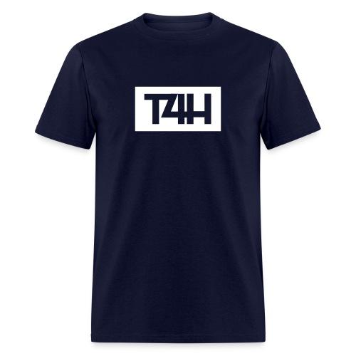 Tech4Hood Guru Rank T-Shirt Men Initials Only - Men's T-Shirt