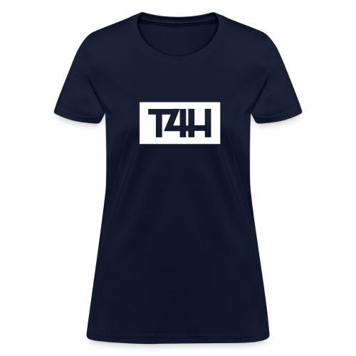 Tech4Hood Guru Rank T-Shirt Women Initials Only - Women's T-Shirt