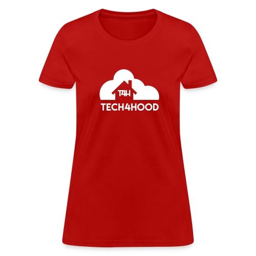 Tech4Hood Techy Rank T-Shirt Women - Women's T-Shirt