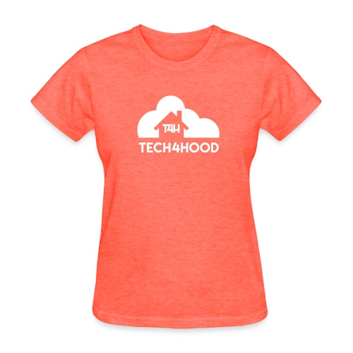 Tech4Hood Savvy Rank T-Shirt Women - Women's T-Shirt