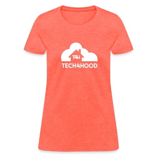 Tech4Hood Savvy Rank T-Shirt Women - Women's T-Shirt