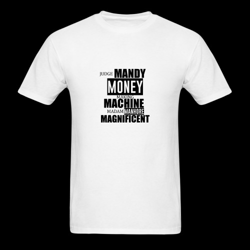 Judge Mandy T (Mens) - Men's T-Shirt
