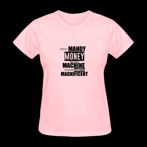 Judge Mandy T (womens) - Women's T-Shirt