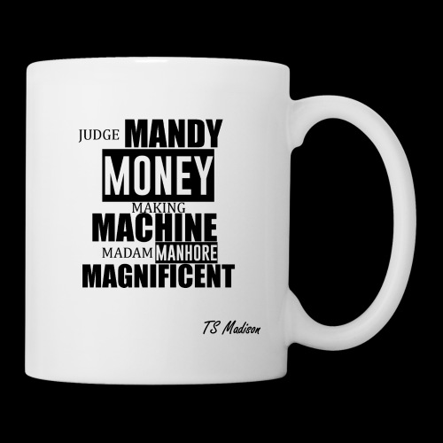 Judge Mandy (mugs) - Coffee/Tea Mug
