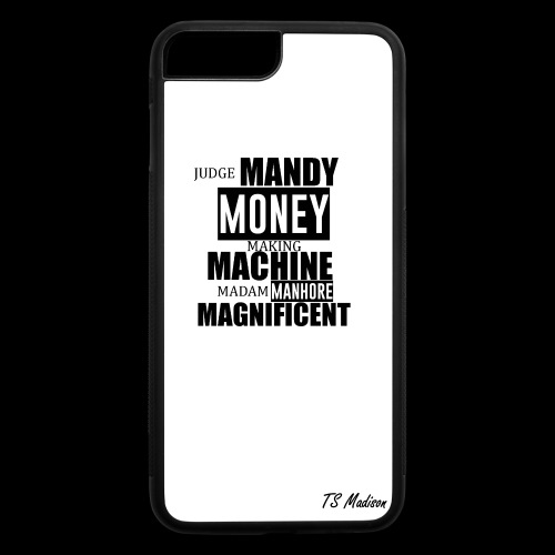 Judge Mady iPhone 7/8 Plus Case - iPhone 7 Plus/8 Plus Rubber Case