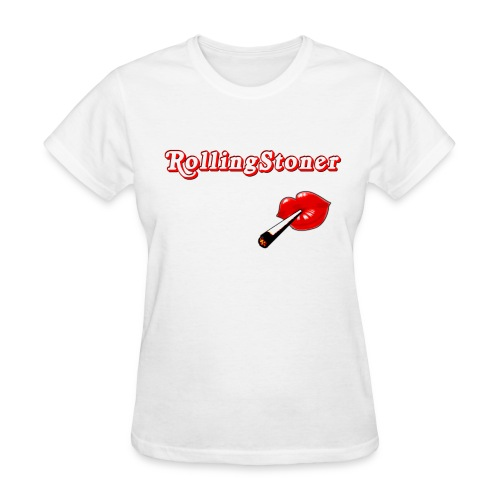 RollingStoner Tee - Women's T-Shirt
